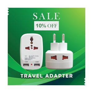Aqua Traveller Adapter