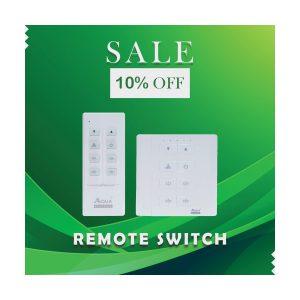 Aqua Remote Switches