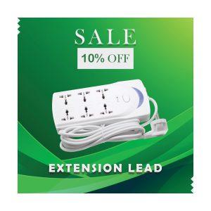 Aqua Extension Lead