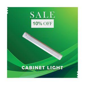 Aqua Cabinet Light